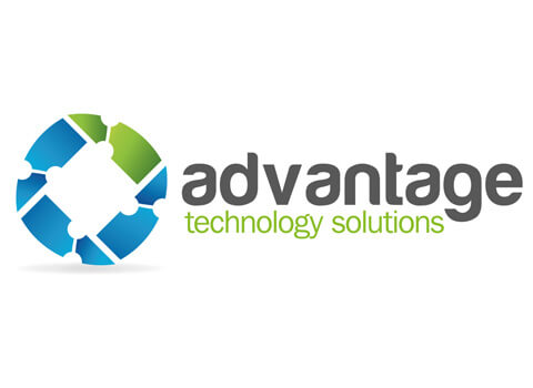 advantage technology logo featured image
